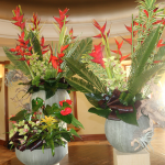 G18-Three-flower-arrangements-in-light-grey-containers